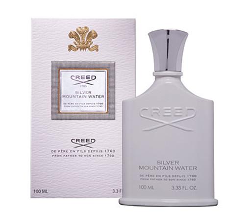 Creed Silver Mountain Water For Men 3.3 oz Spray