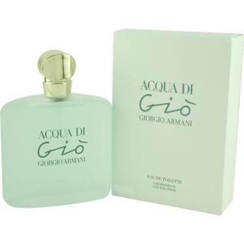 Acqua di Gio For Women by Giorgio Armani 3.4 oz Eau de Toilette