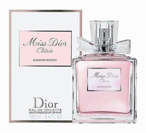 Miss Dior Cherie Blooming Bouquet Eau de Toilette 3.4 oz Spray