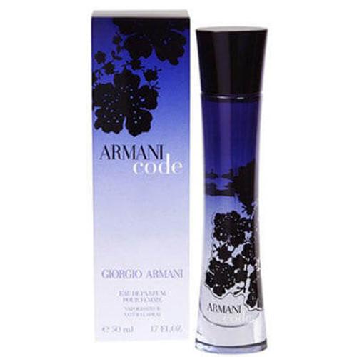 Armani Code For Women Eau de Parfum 2.5 oz Spray