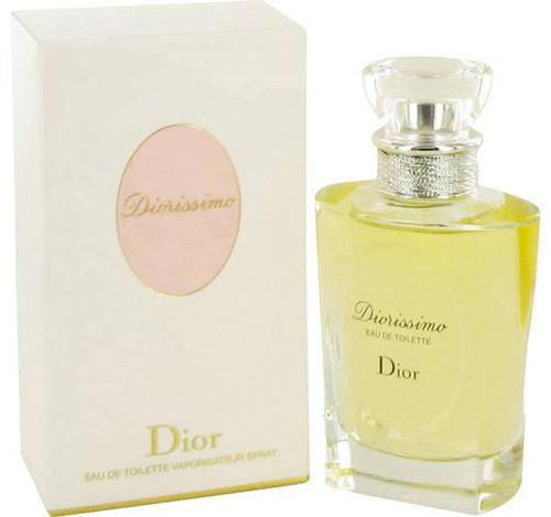 Dior Diorissimo Eau de Toilette 3.4 oz Spray