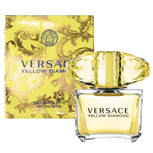 Versace Yellow Diamond 3 oz Eau de Toilette