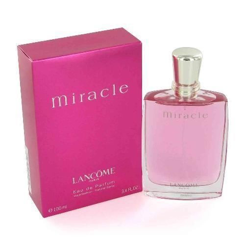 Lancome Miracle Eau de Parfum 3.4 oz
