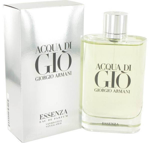 Acqua Di Gio Essenza Eau de Parfum For Men 2.5 oz Spray