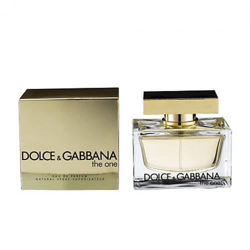 Dolce & Gabbana The One For Women 2.5 oz Eau de Parfum
