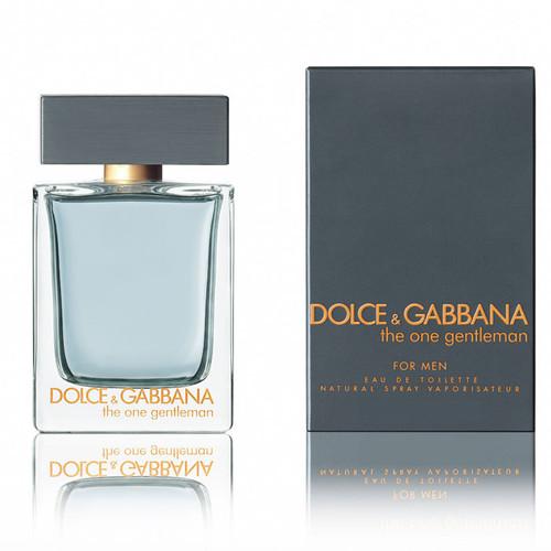 Dolce & Gabbana The One Gentleman For Men 3.3 oz Eau de Toilette
