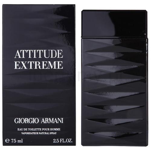 Armani Attitude Extreme Eau de Toilette 2.5 oz Spray