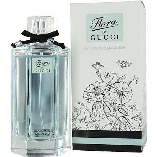 Flora By Gucci Glamorous Magnolia 3.3 oz Eau de Toilette Spray For Women