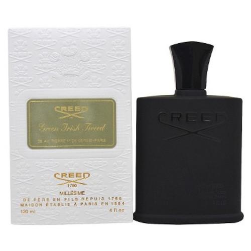 Open Box- Creed Green Irish Tweed For Men 4 oz Spray