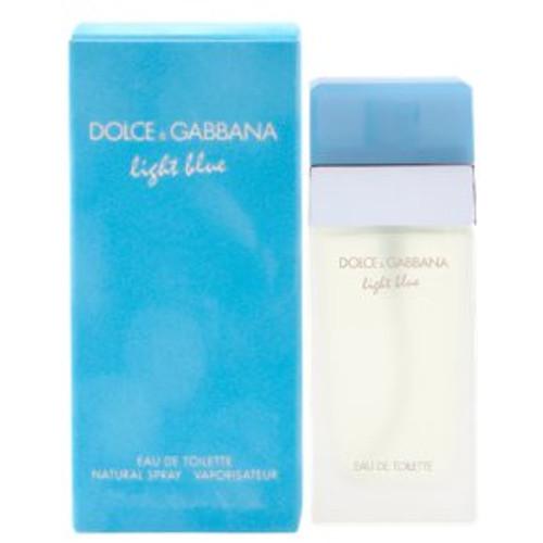 No Box - Dolce & Gabbana Light Blue Pour Femme 3.4 oz Eau de Toilette