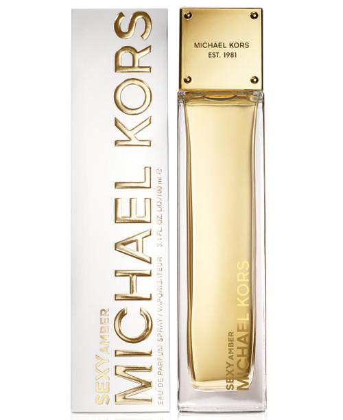 Michael Kors Sexy Amber Perfume 3.4 oz Eau de Parfum