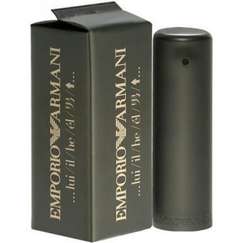 Emporio Armani He For Men Eau de Toilette 3.4 oz Spray