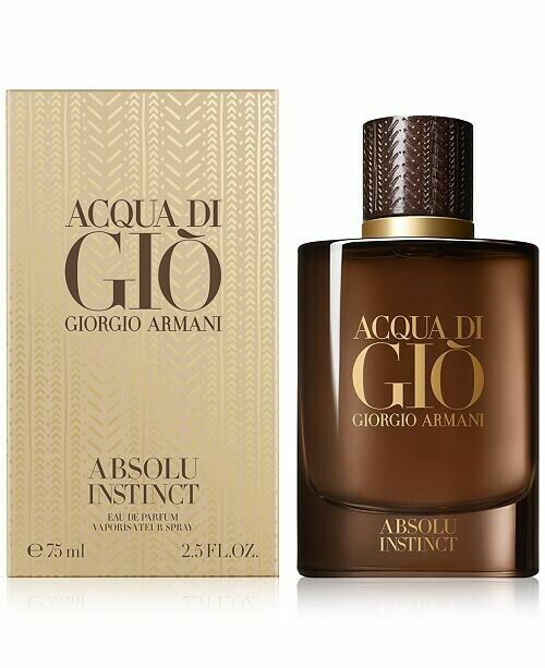 Acqua Di Gio Absolu Instinct Eau de parfum
