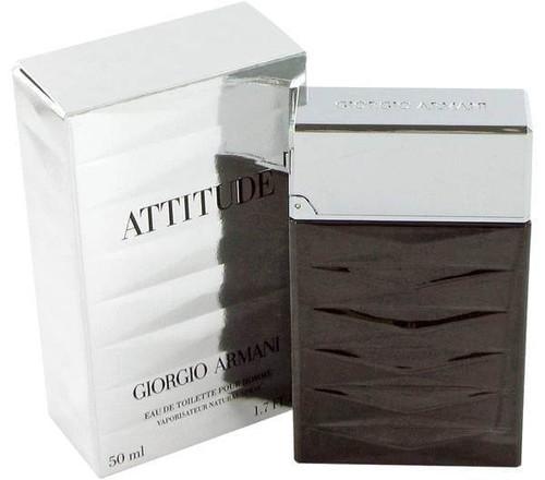 Armani Attitude Eau de Toilette 2.5 oz Spray