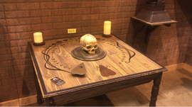 Spirit Table