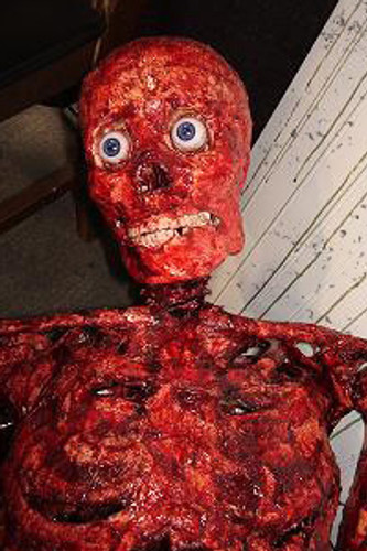 Bloody Mess Corpse