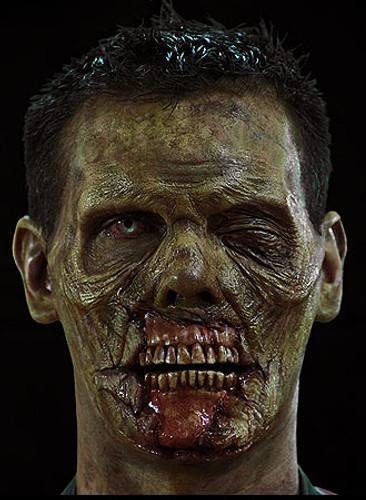 One Eyed Zombie Brow