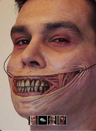Gory Smile