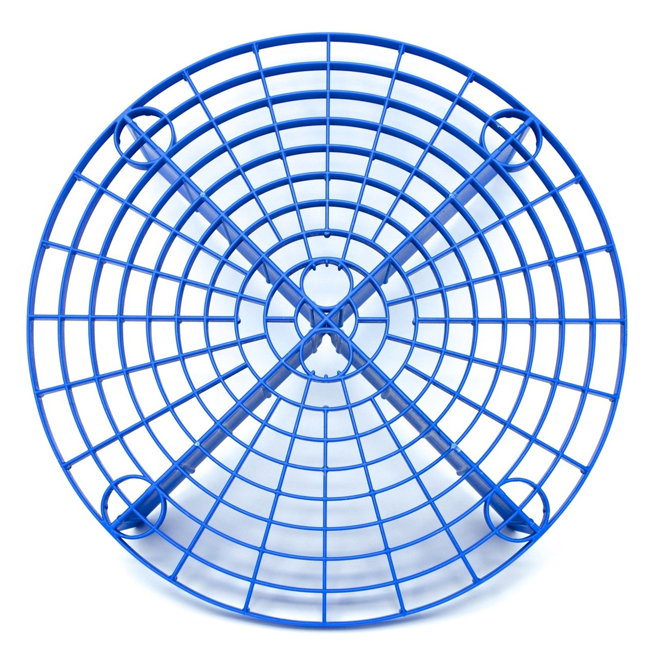 Grit Guard Bucket Insert - Blue