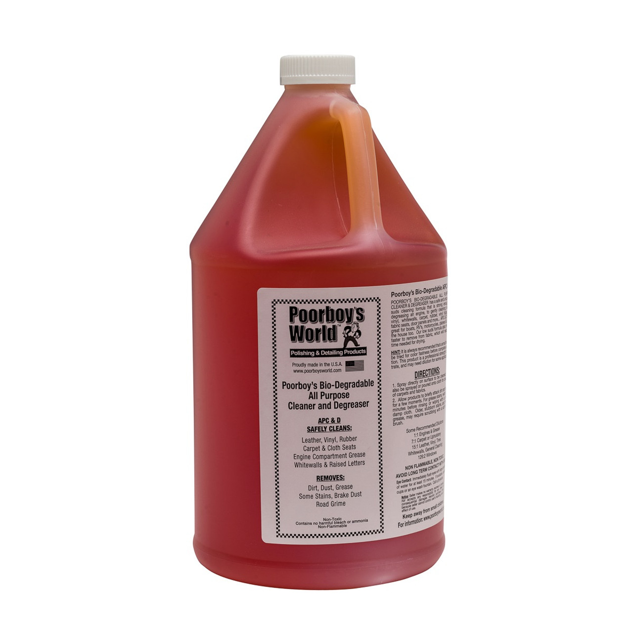 Poorboy's World All Purpose Cleaner Gallon
