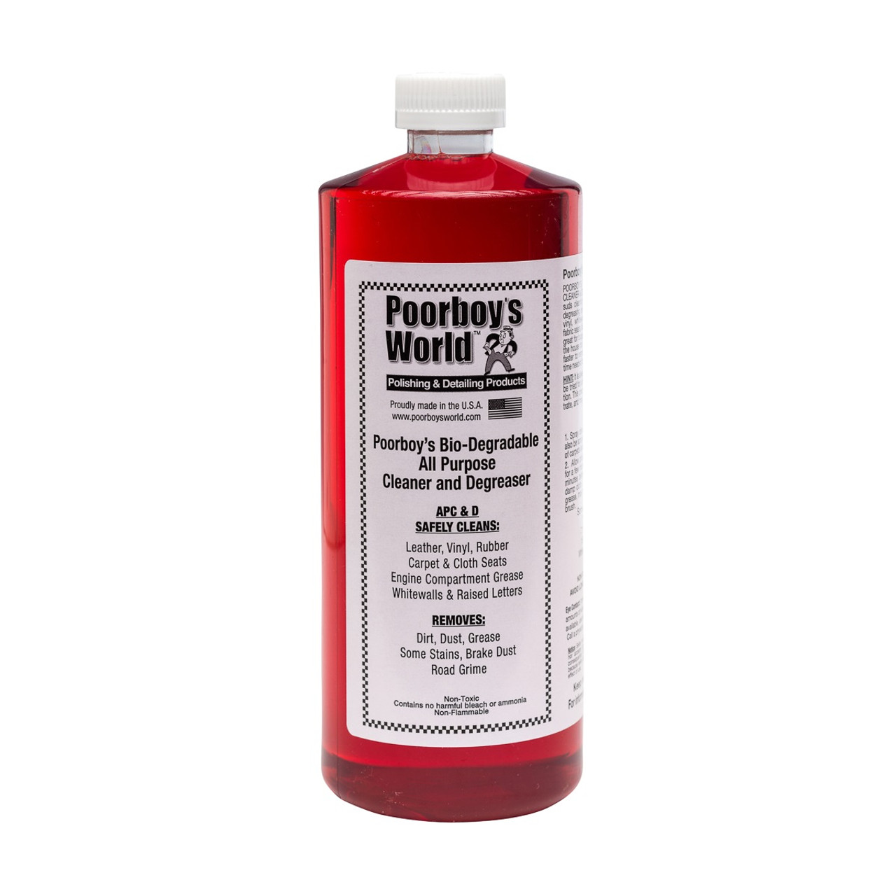 Poorboy's World All Purpose Cleaner 32oz