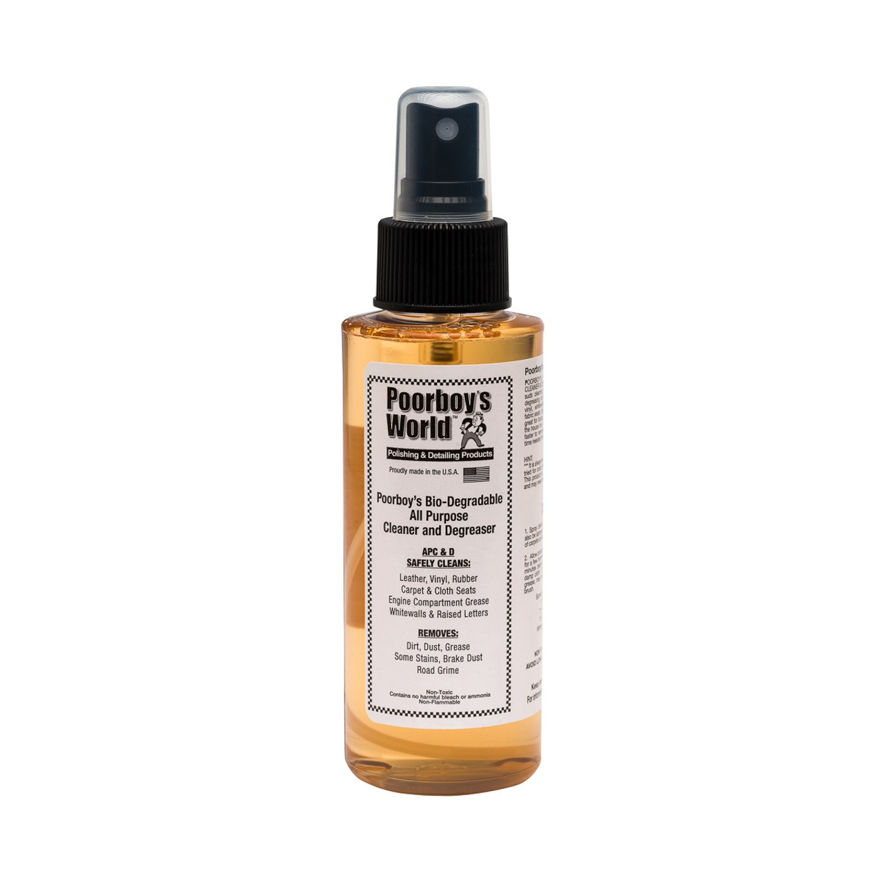 Poorboy's World All Purpose Cleaner 4oz - Trial Size - Ready to Use