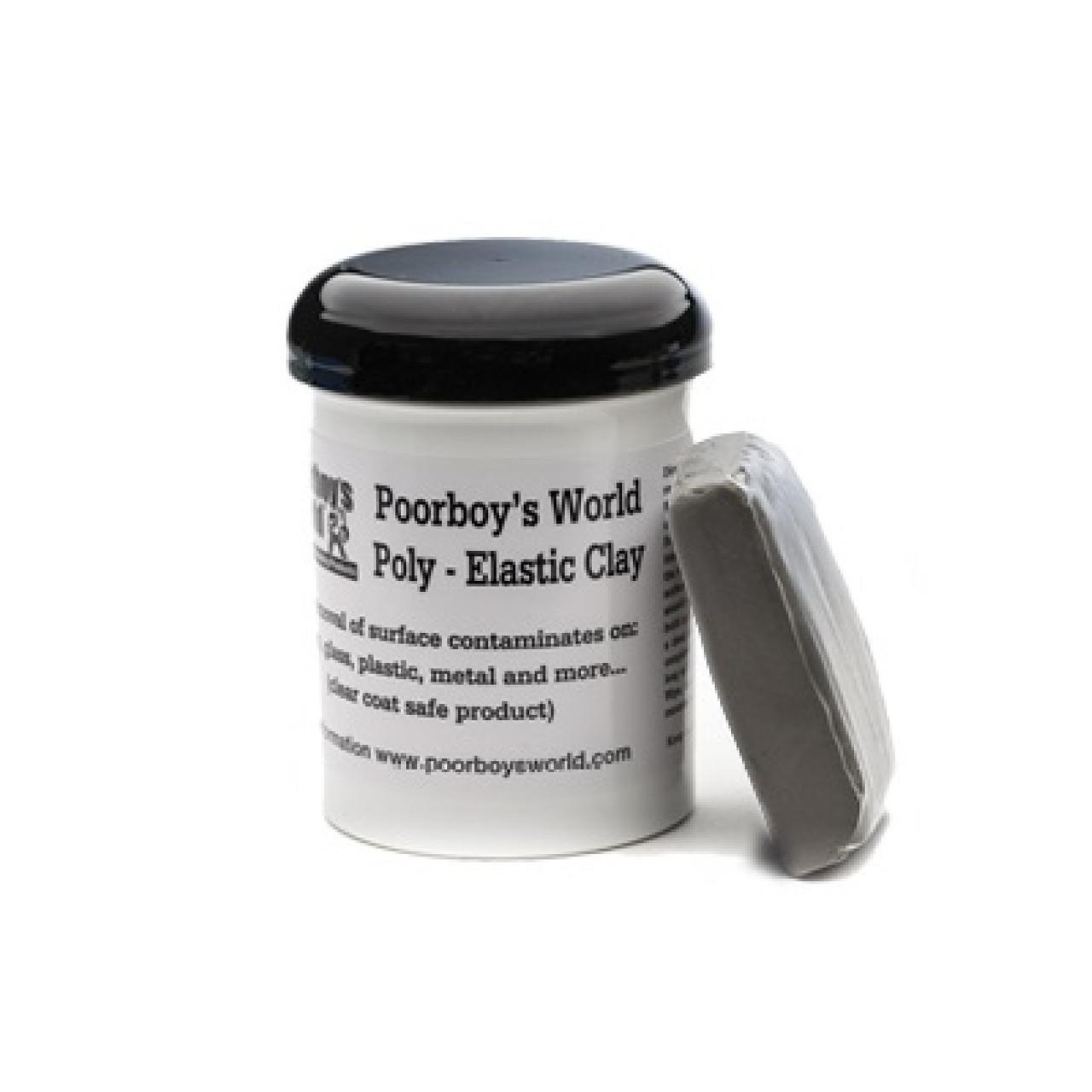 Poly-Elastic Detailing Clay - 100gm - 1 Bar