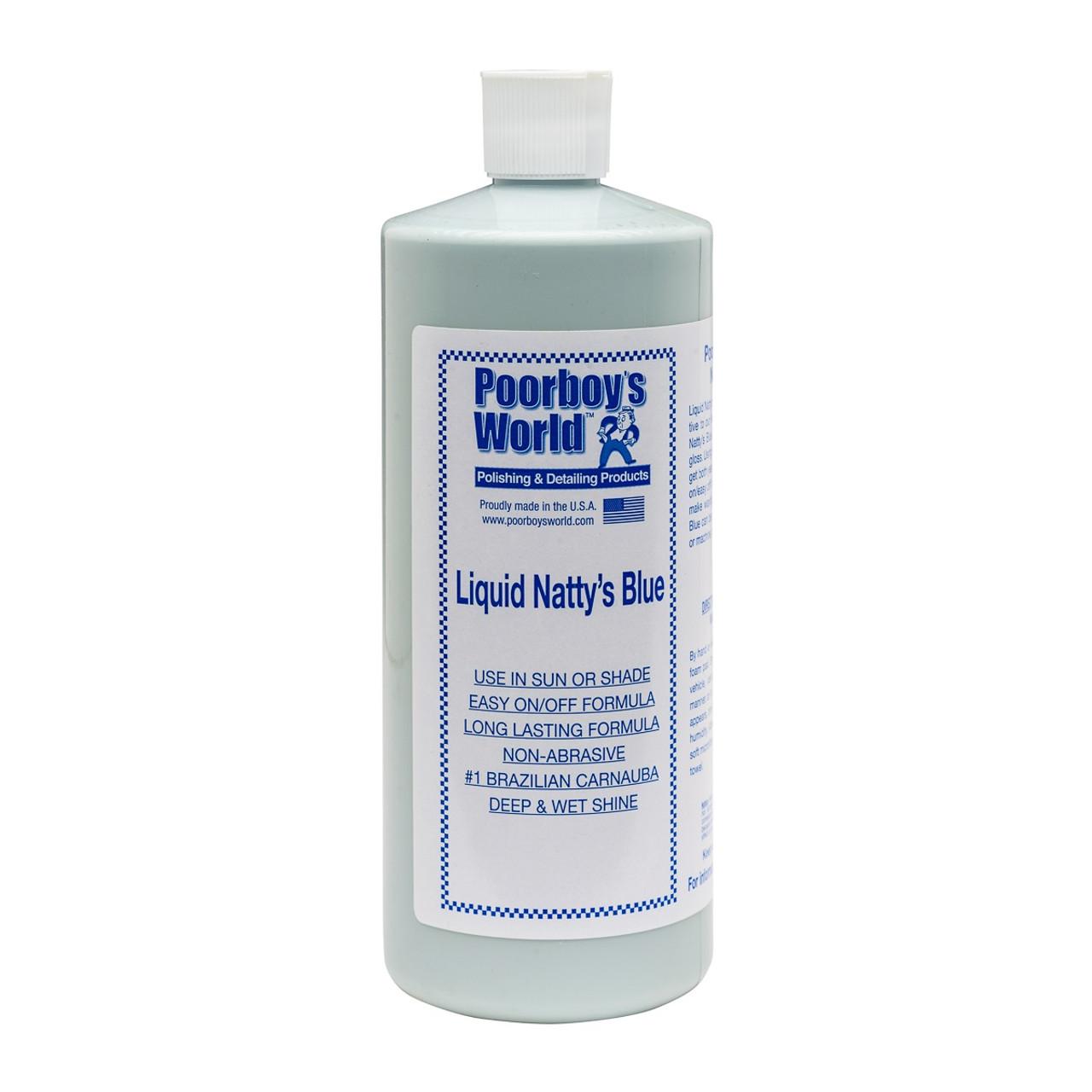 Poorboy's World Liquid Natty's Blue 32oz