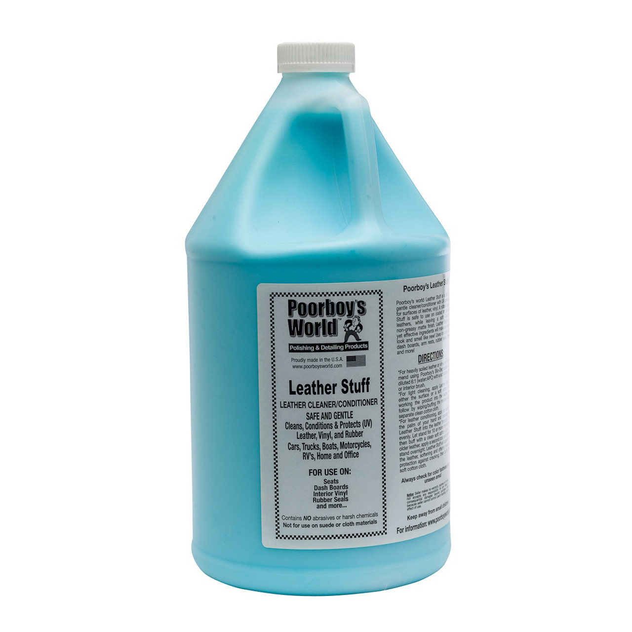Poorboy's World Leather Stuff Gallon