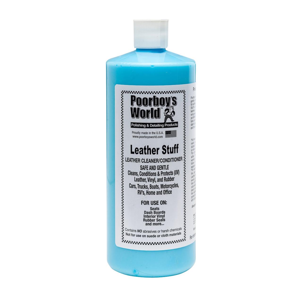 Poorboy's World Leather Stuff 32oz