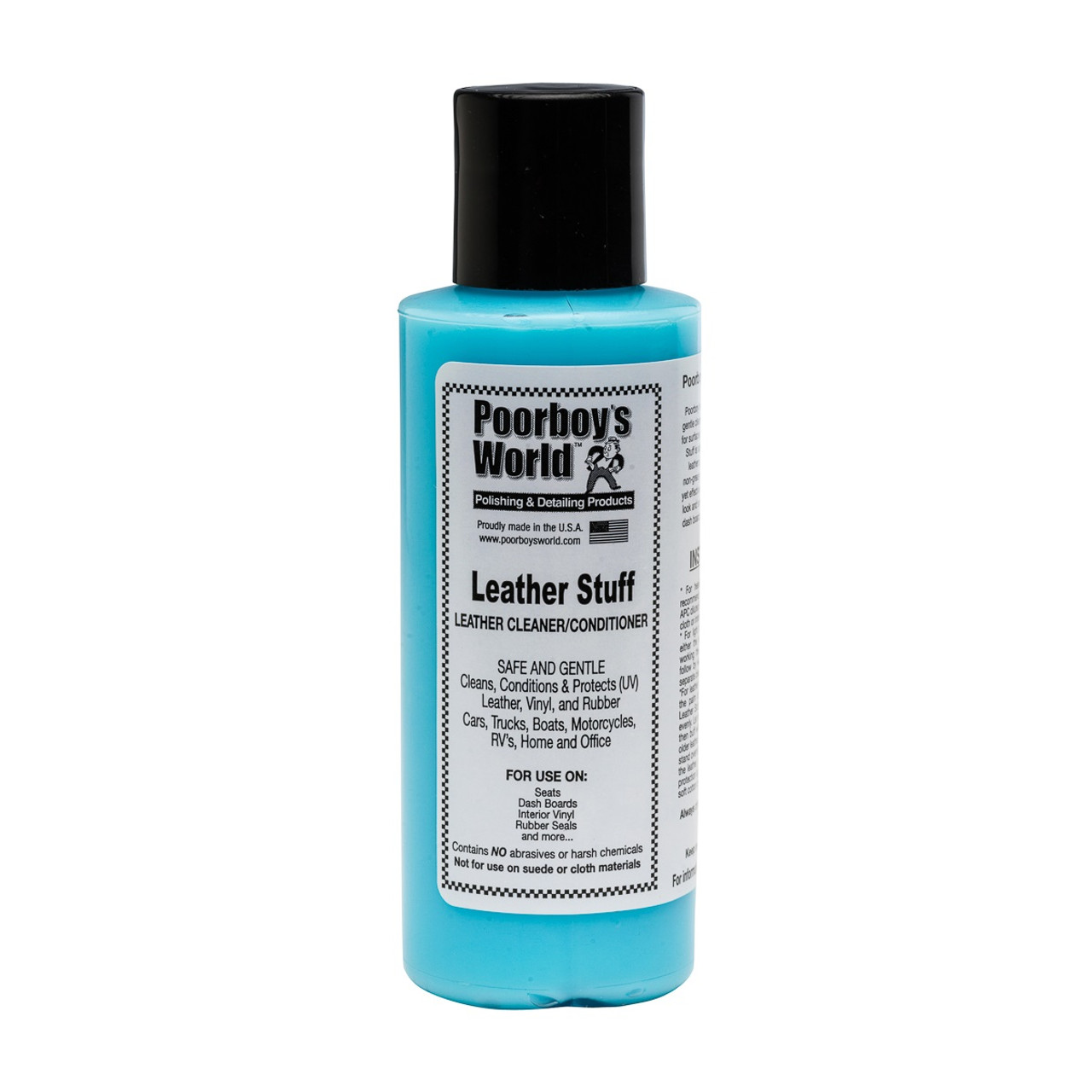 Poorboy's World Leather Stuff 4oz