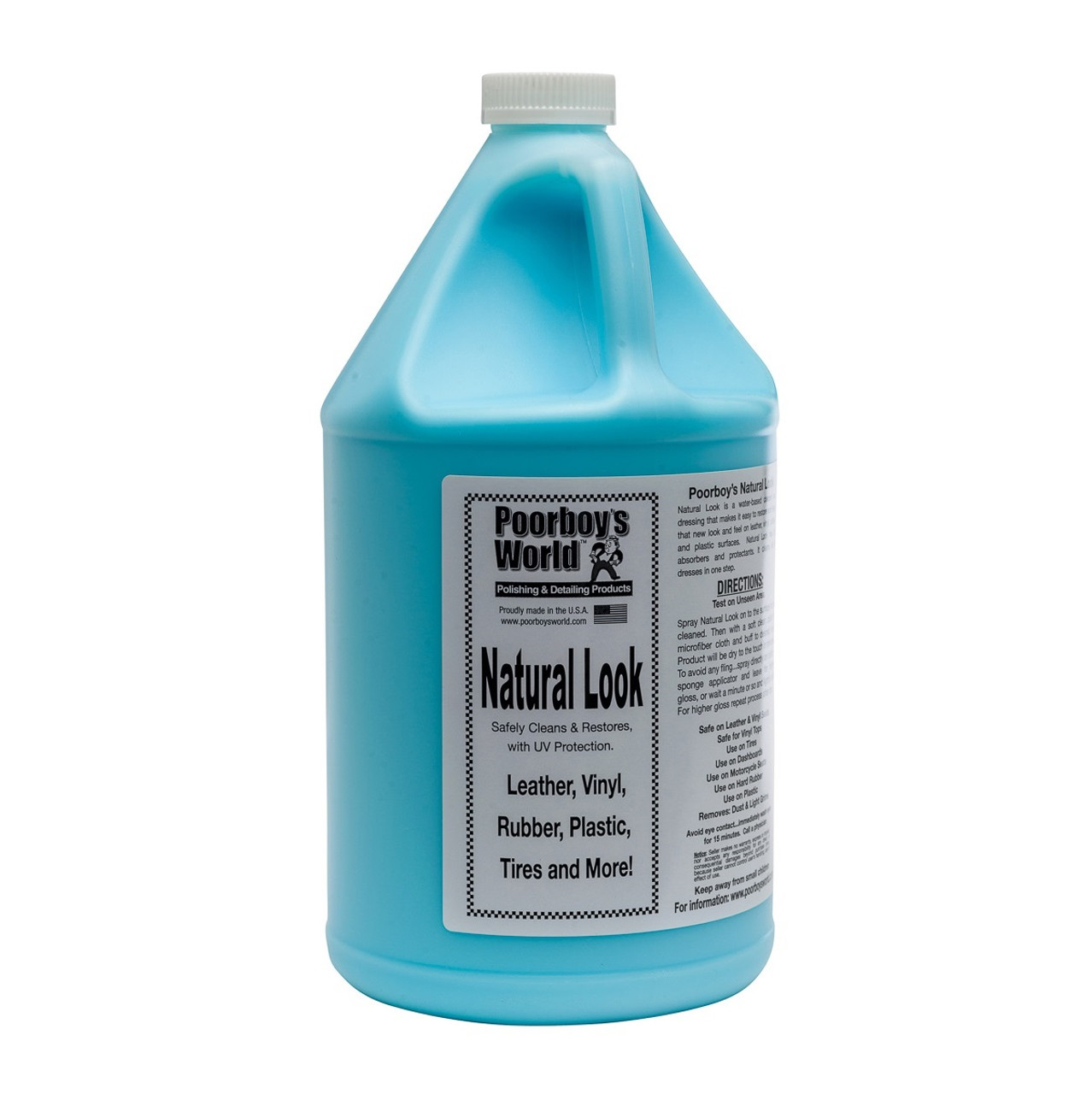 Poorboy's World Natural Look Gallon