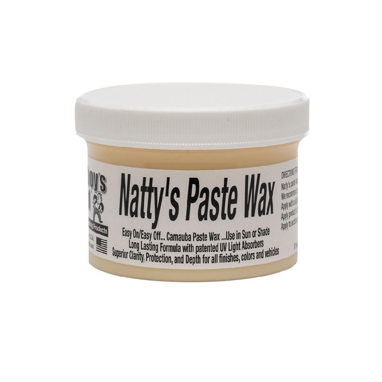 Poorboy's World Natty's Paste Wax 8oz
