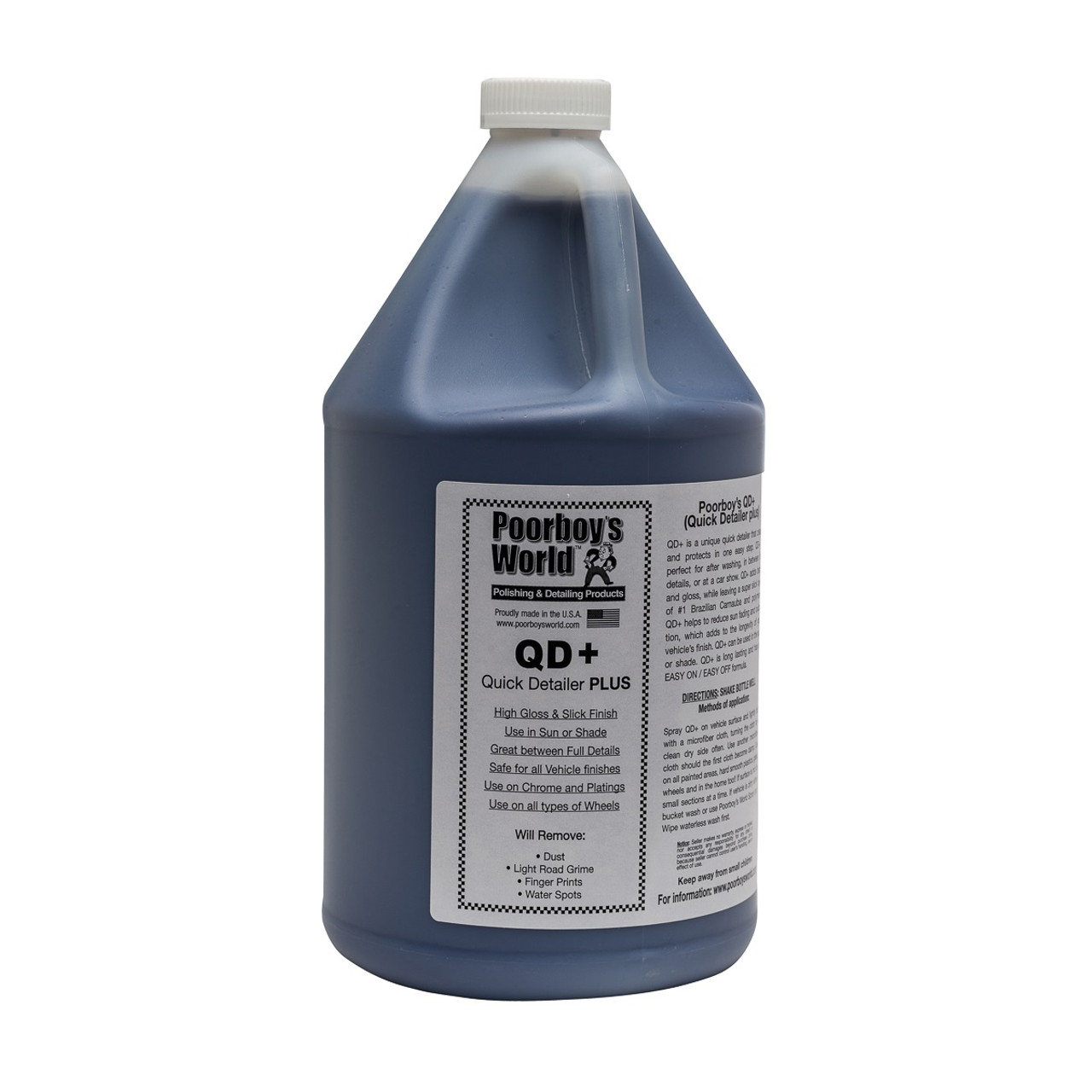 Poorboy's World QD+ Gallon