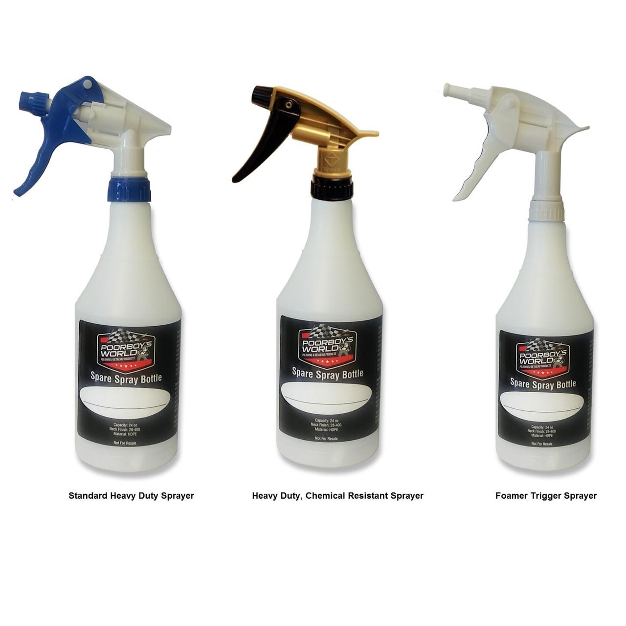 24oz HDPE Spray Bottle