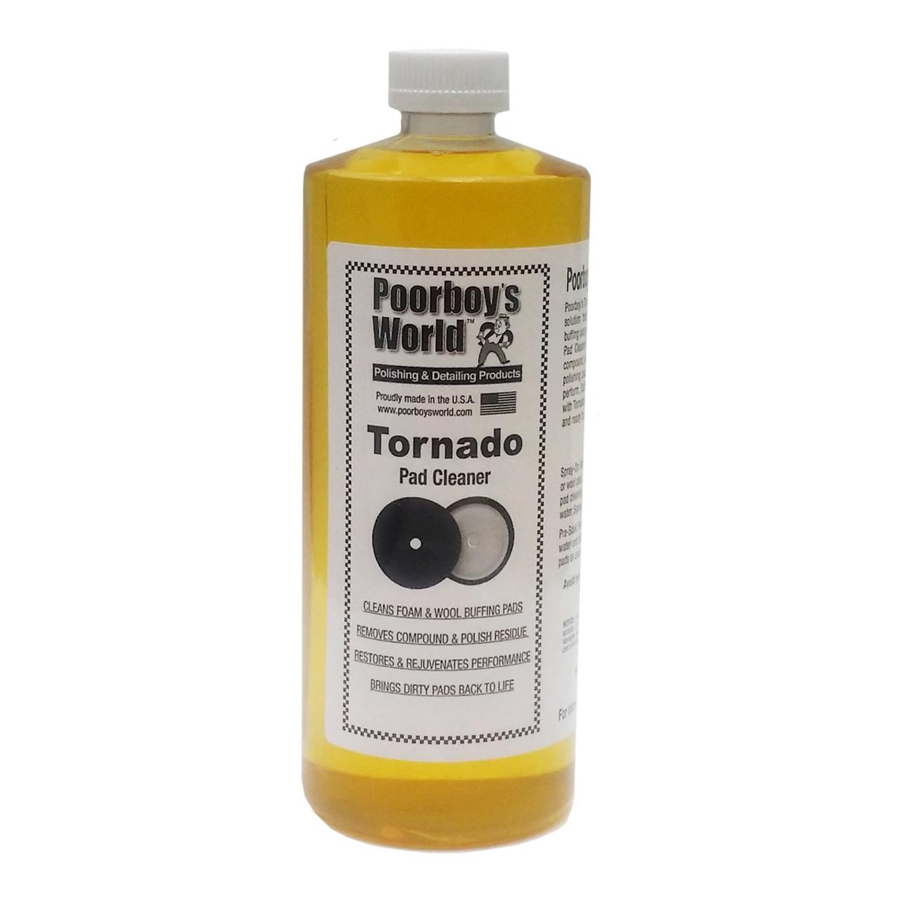 Poorboy's World Tornado Pad Cleaner 32oz Refill