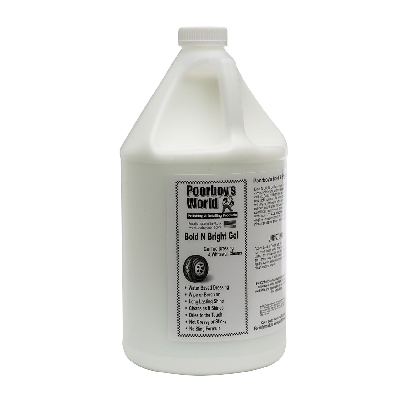Poorboy's World Bold N Bright Gel Gallon