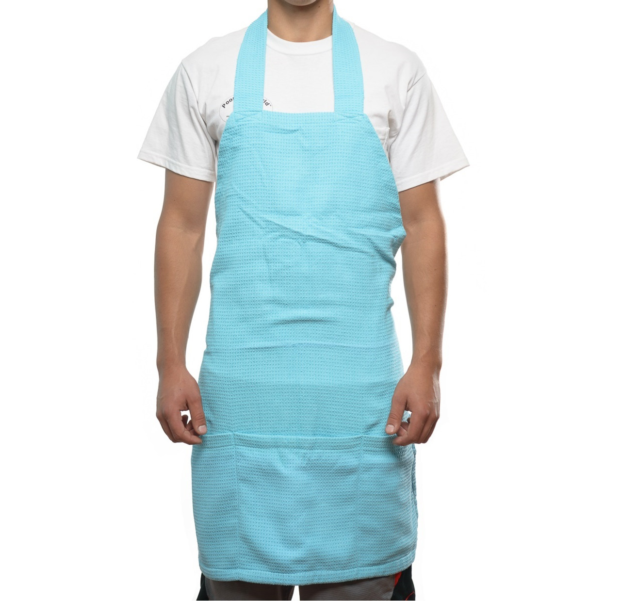 Poorboy's World Waffle Weave Microfiber Detailing Apron