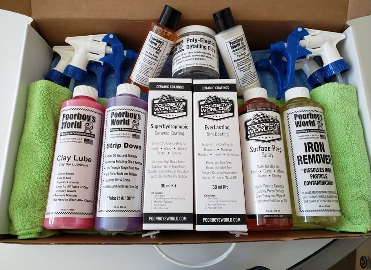 The Ceramic Series Experience Kit Box