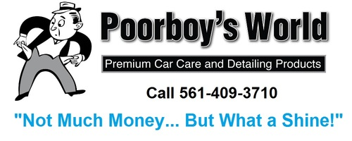 Poorboy's World Polishing & Auto Detailing Products