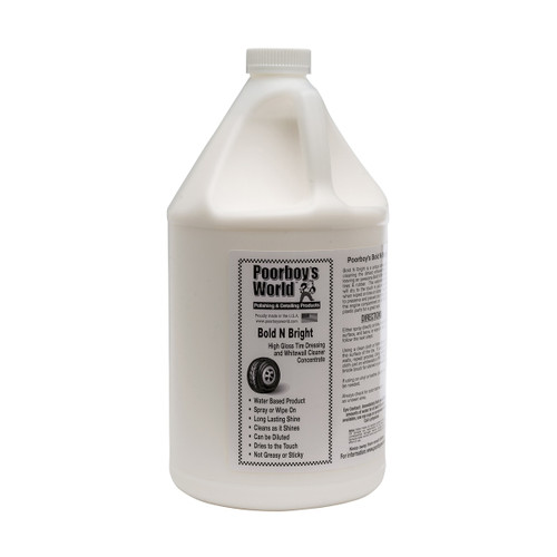 Poorboy's World Bold N Bright Gallon