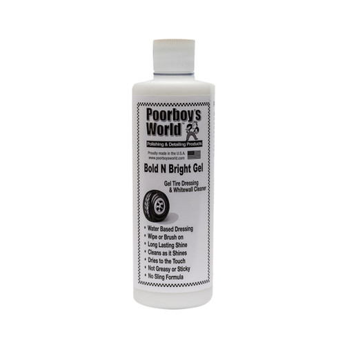 Poorboy's World Bold N Bright Gel 16oz
