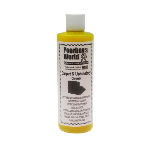 Poorboy's World Carpet & Upholstery Cleaner 16oz