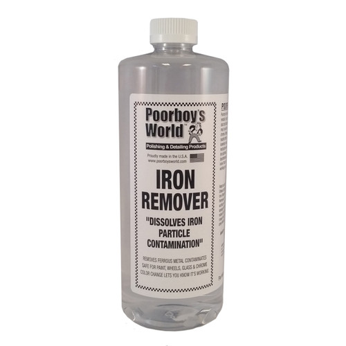 Poorboy's World Iron Remover 32oz Refill