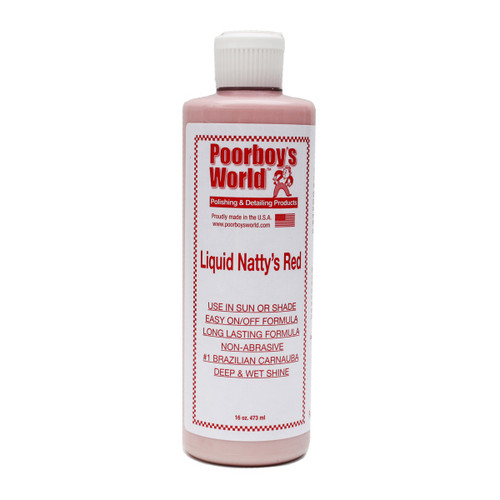 Poorboy's World Liquid Natty's Red 16oz