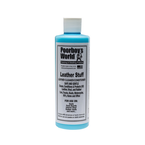 Poorboy's World Leather Stuff 16oz