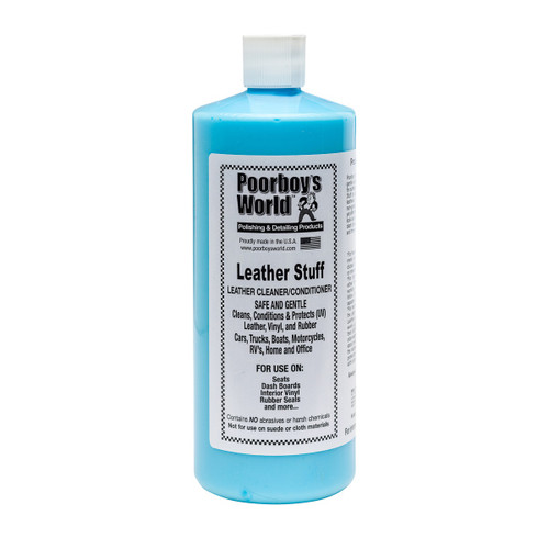 Poorboy's World Leather Stuff 32oz