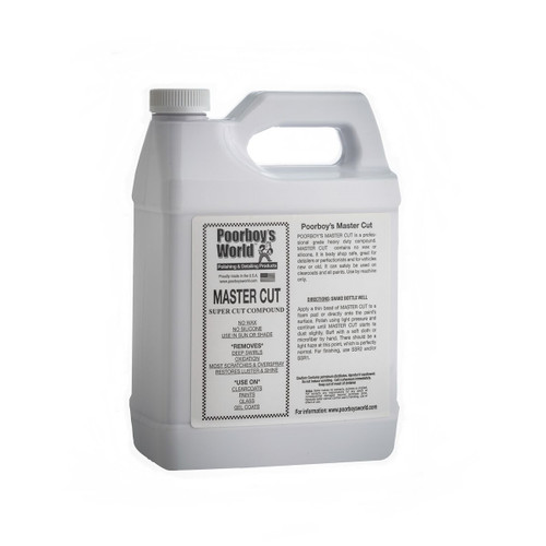 Poorboy's World Master Cut Gallon