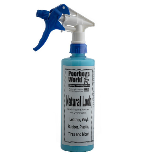 Poorboy's World Natural Look 16oz w/Sprayer