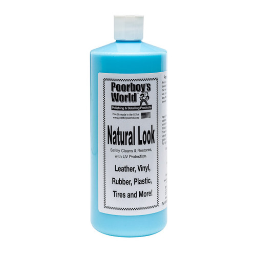 Poorboy's World Natural Look 32oz Refill